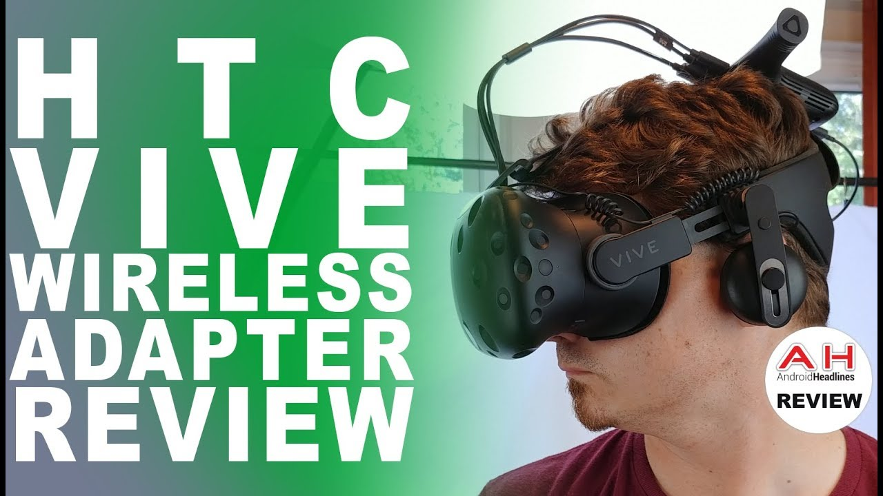 Vive Wireless Kit out now | AVForums