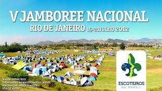 V Jamboree Nacional Escoteiro - Rio de Janeiro, 2012
