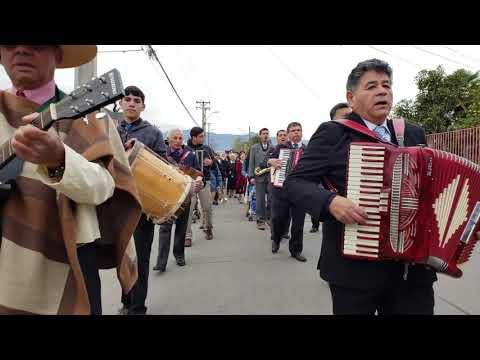 Desfile Iglesia Pentecostal de Chile Rengo