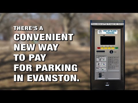 Parking Meters & Pay Stations | City of Evanston