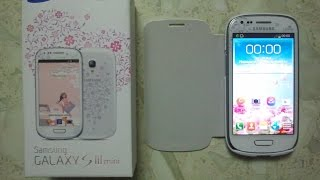 Обзор Samsung Galaxy S 3 Mini