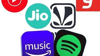 Which music streaming app is best..... Spotify/gaana/jio savan/amazon music/YouTube music explained