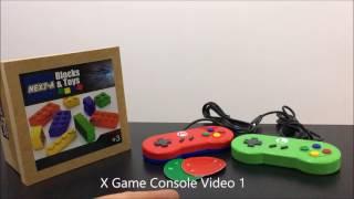 X Game Console Video 1 Roda CPS 1 e 2 e Neo Geo!!!