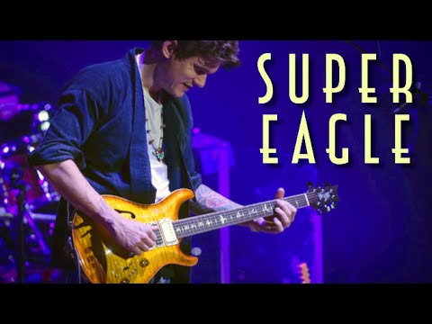 Private Stock Super Eagle w/ John Mayer | PRS Guitars