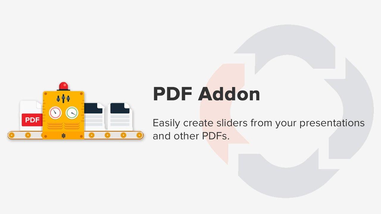 PDF to WordPress Slides - Soliloquy WordPress Slider Plugin
