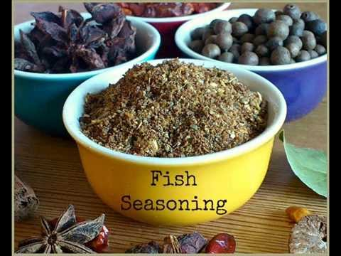 How To Make Fish Seasoning In Just Minutes