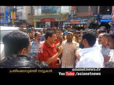 Unscientific Installation of traffic Signal, accident increase in Nedumangad
