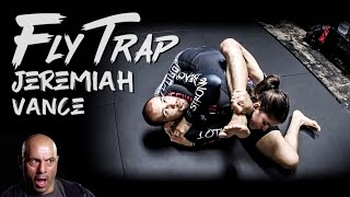 Fly Trap Submission Choke Out | Jeremiah Vance