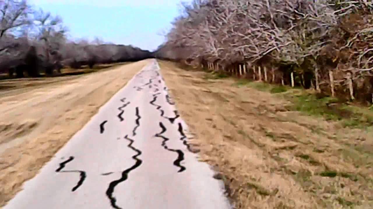 George Bush Park Hike Bike Trail In 7 Minutes Youtube