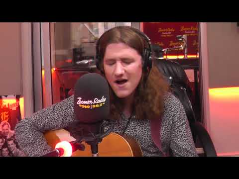 Sam Taylor performs 'Going Back to New Orleans' Live on Zoomer Radio
