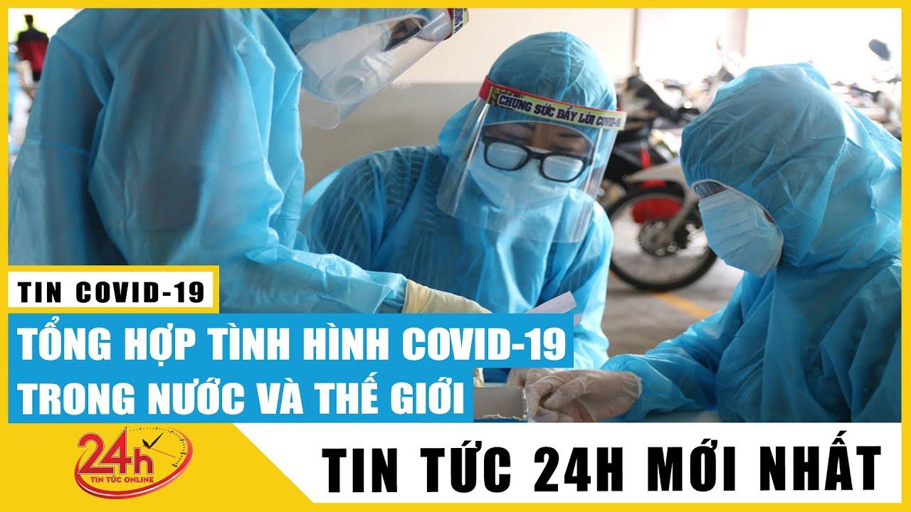 Tin tức Covid-19 mới nhất hôm nay 25/6.Dich Virus Corona Việt Nam TPHCM liệu có kiểm soát được dịch?