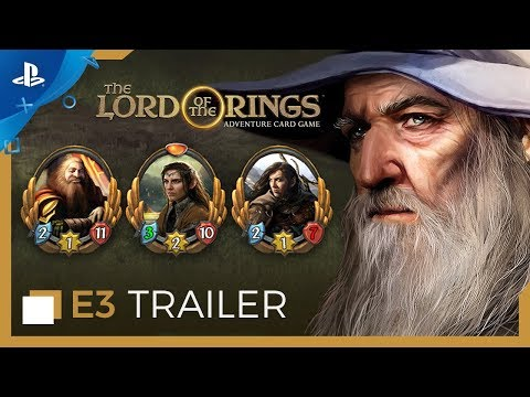 The Lord of the Rings: Adventure Card Game перенесена на конец сентября