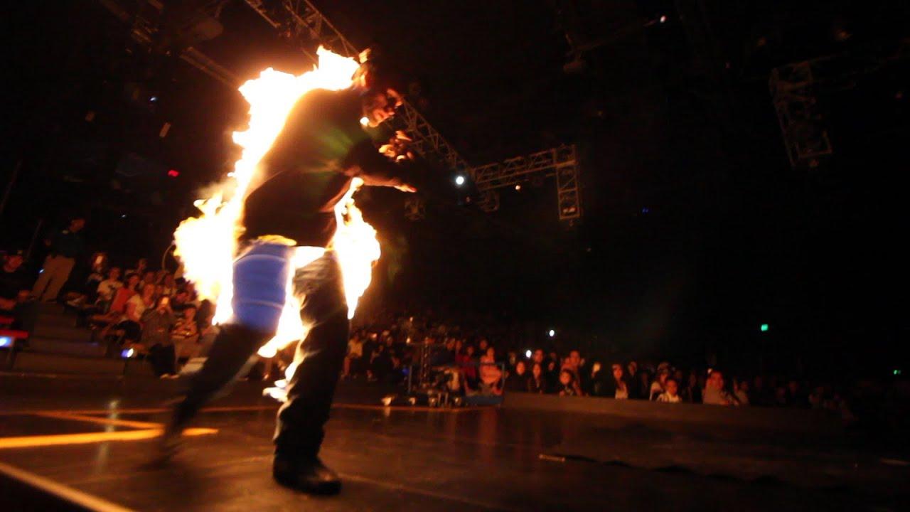 Towering Inferno - Kaddish