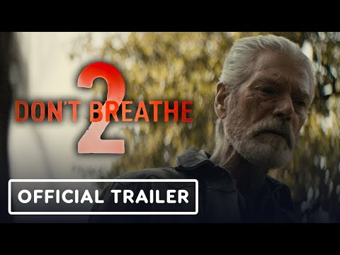 Don't Breathe 2 - Exclusive Official Red Band Trailer (2021) Stephen Lang, Madelyn Grace