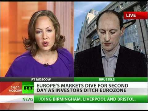 'Worst crisis since WW2'? EU stocks sink in market bloodbath