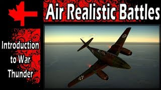 An Introduction to War Thunder - Air Realistic Battles