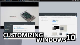 Customizing Windows 10 Themes With UXPatcher