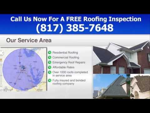 Roofing Companies Denton, TX - (817) 385-7648