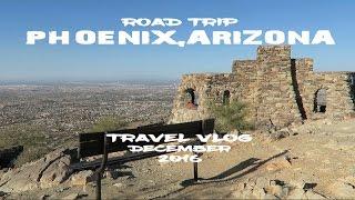 Phoenix, AZ: One Lit Road Trip X Moxy Hotel Review  - Dec 2016