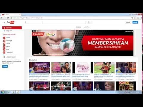 Cara download Mp3 dari Youtube sangat mudah