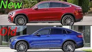 2020 Mercedes GLC Coupe vs 2019 BMW X4