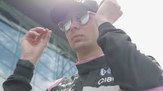 Esteban Ocon featuring LDNR Sunglasses