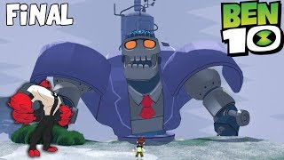 BEN 10 Canavar Robot Görevi! Final Bölümü
