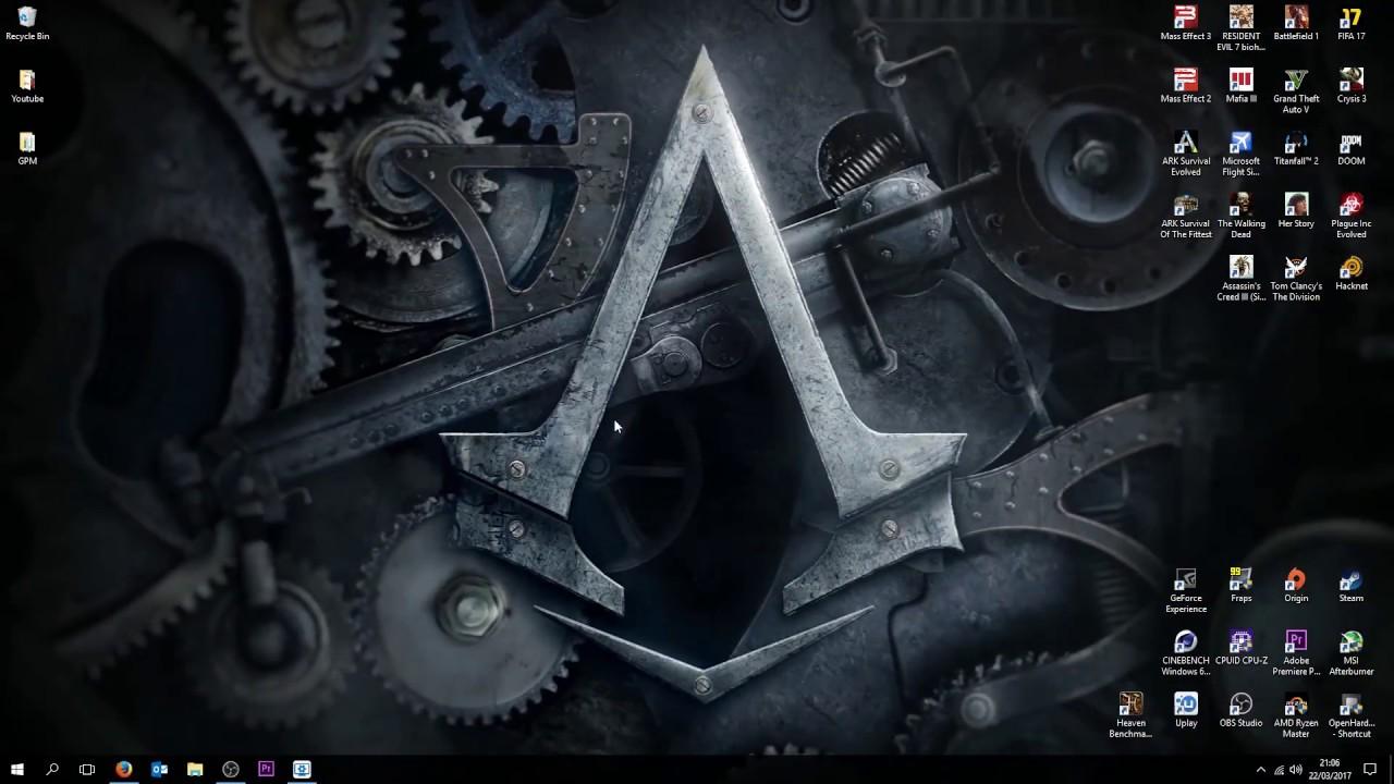 Amazing moving Desktop wallpaper - Wallpaper Engine Steam - YouTube