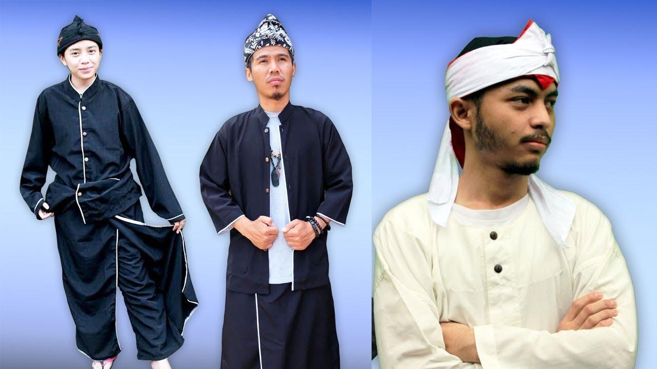 Pakaian Adat Jawa Barat Pakaian Tradisional Indonesia Ciri Khas Budaya Bangsa Youtube