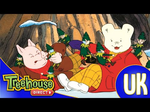 Rupert: Christmas Adventure - Ep.52