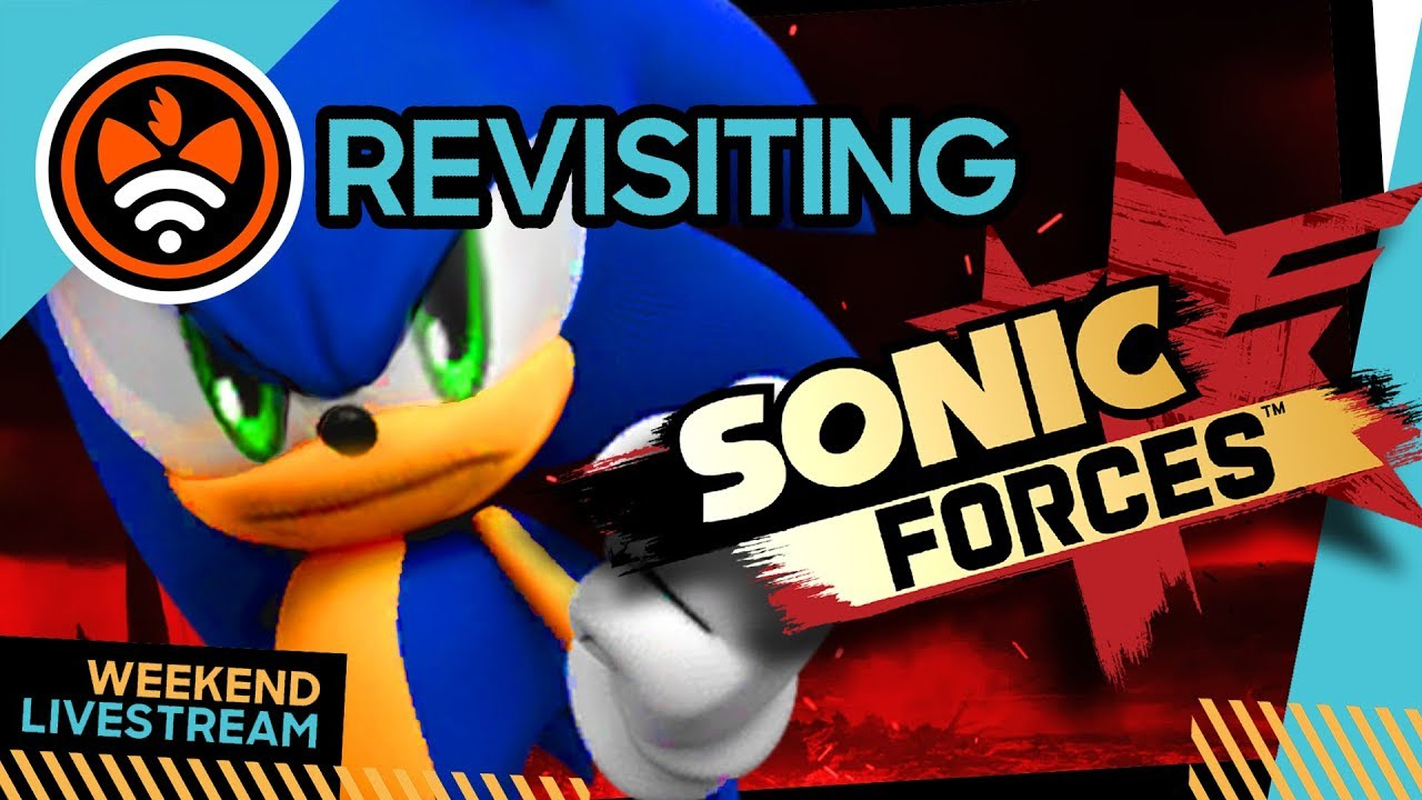 Revisiting Sonic Forces After 2 Years?! - Tails' Channel Live