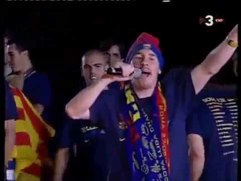 Lionel Messi Drunk