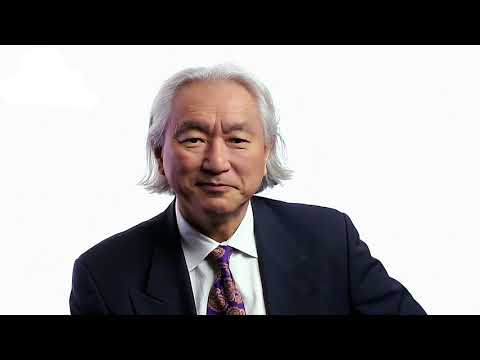 Michio Kaku - Redesigning Humans