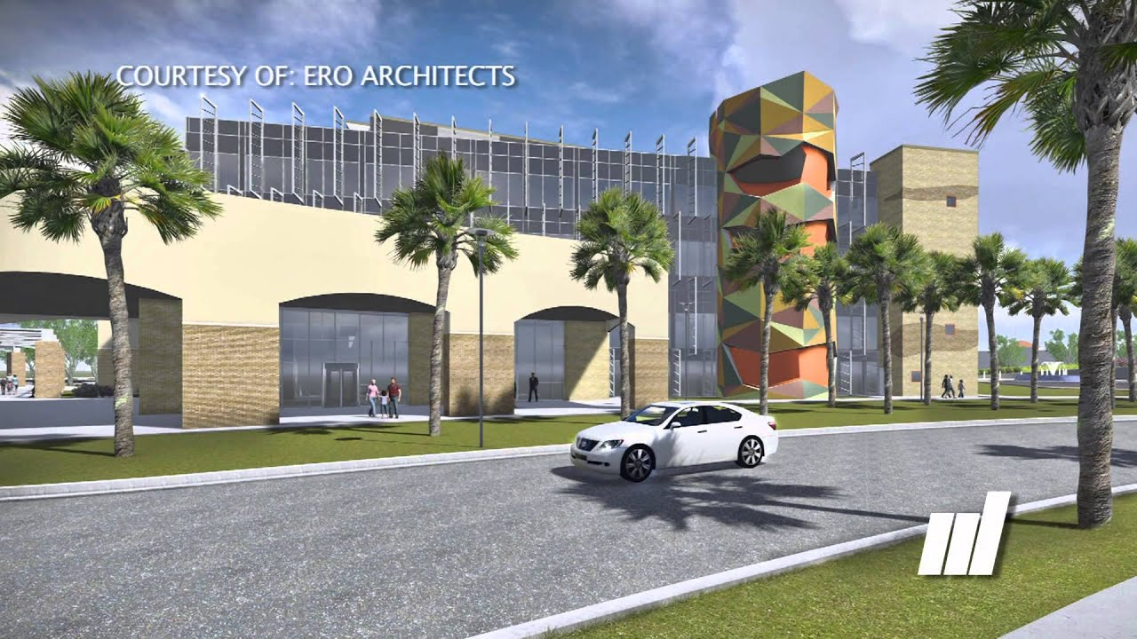 Mcallen performing arts center plans finalized hd youtube House plans mcallen tx