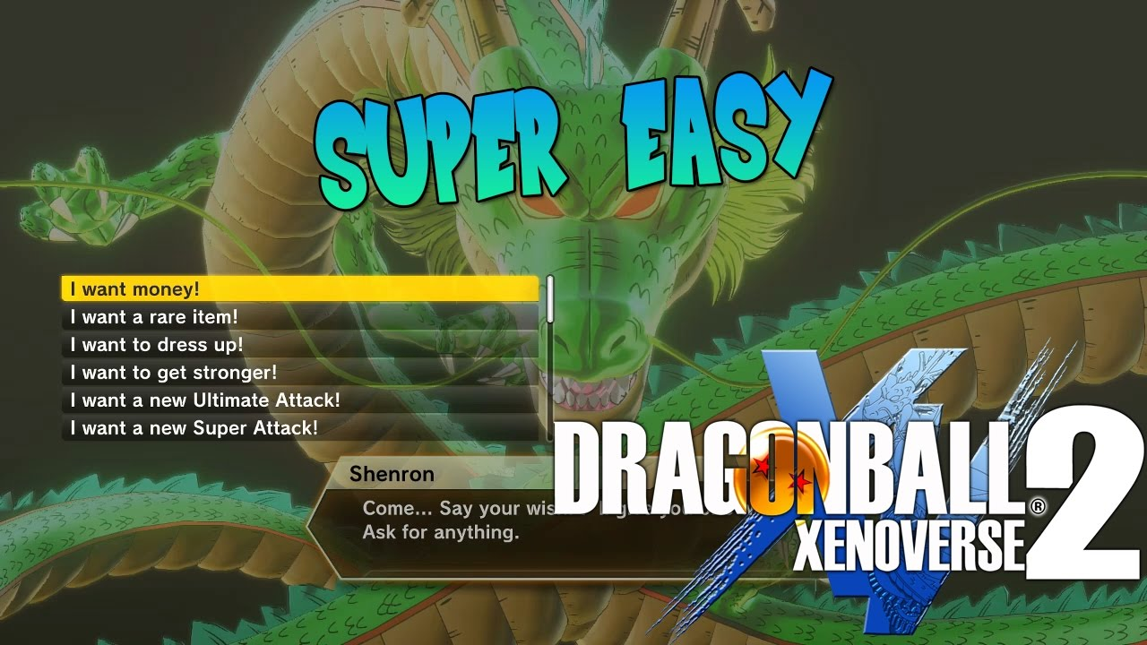 how to get dragon balls xenoverse 2
