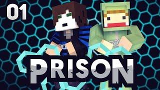 Ein NEUER Anfang! - Minecraft PRISON #01 | ungespielt
