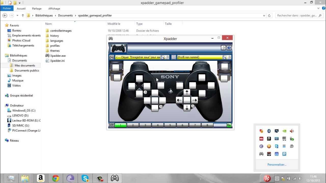 Jouer a Minecraft avec une manette XBOX360 - gamergen.com