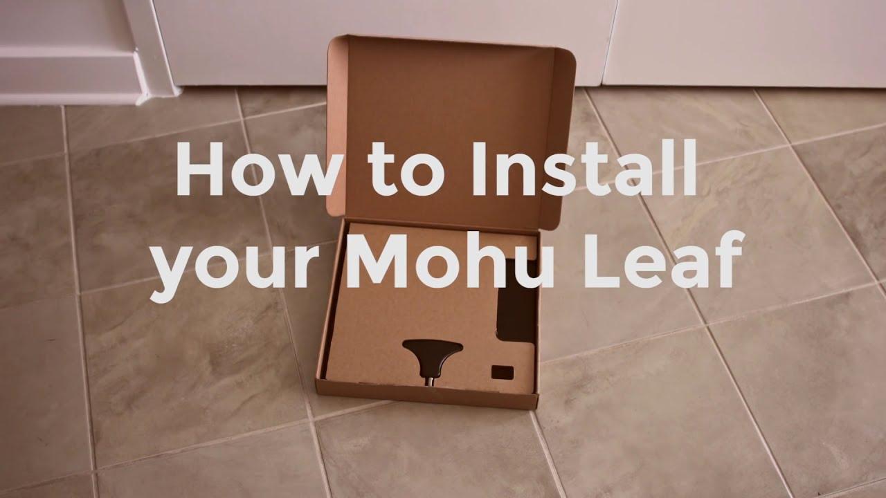How To Install Mohu Leaf Antenna Easy Setup Youtube
