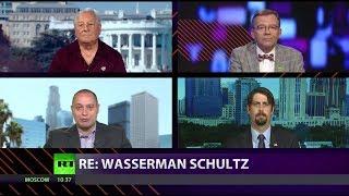 CrossTalk  RE  Wasserman Schultz
