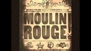 Moulin Rouge! El Tango de Roxanne Instrumental.
