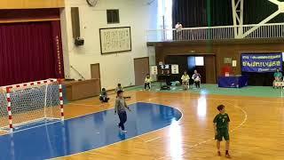 ハンドボール最高!20191003  北海道vs千葉県 いきいき茨城ゆめ国体 少年男子