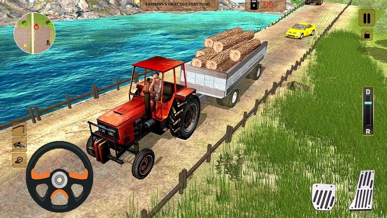 Traktorspiele