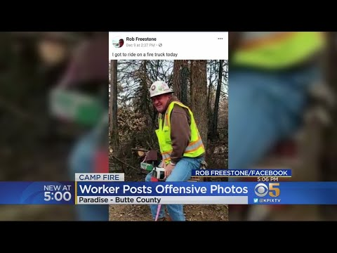 CLEANUP WORKERS FIRED: East Bay company fires 3 employees over insensitive Facebook photos from deva