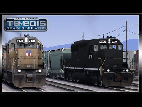 Como Descargar Train Simulator 2016 PC MEGA ESPA OL FULL SIN ERRORES - TubeStream.tv