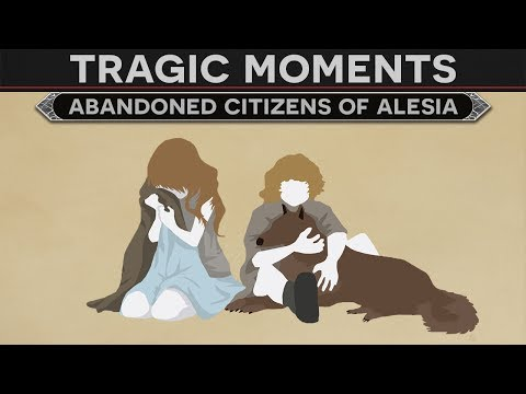 Tragic Moments in History - The Abandoned Citizens of Alesia