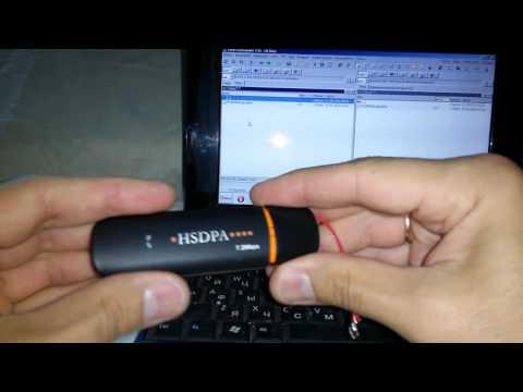 3G USB 7.2 Mbps HSDPA USB Dongle test