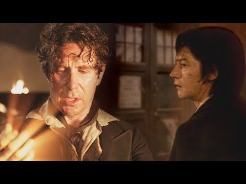 Doctor Who - The Eighth Doctor's regeneration (Extended)