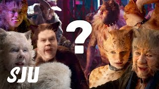 We Need To Talk About The Cats Trailer | SJU