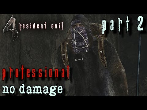 Resident Evil 4 HD Professional Walkthrough Part 2 - The Merchant - No Damage