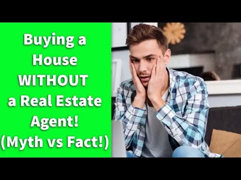 buying-a-house-without-a-real-estate-agent!-(myth-vs-fact!)